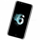 "DOOGEE Y6 5.5"" Android 6.0 4G Phone w/ 4GB RAM, 64GB ROM - Piano Black"