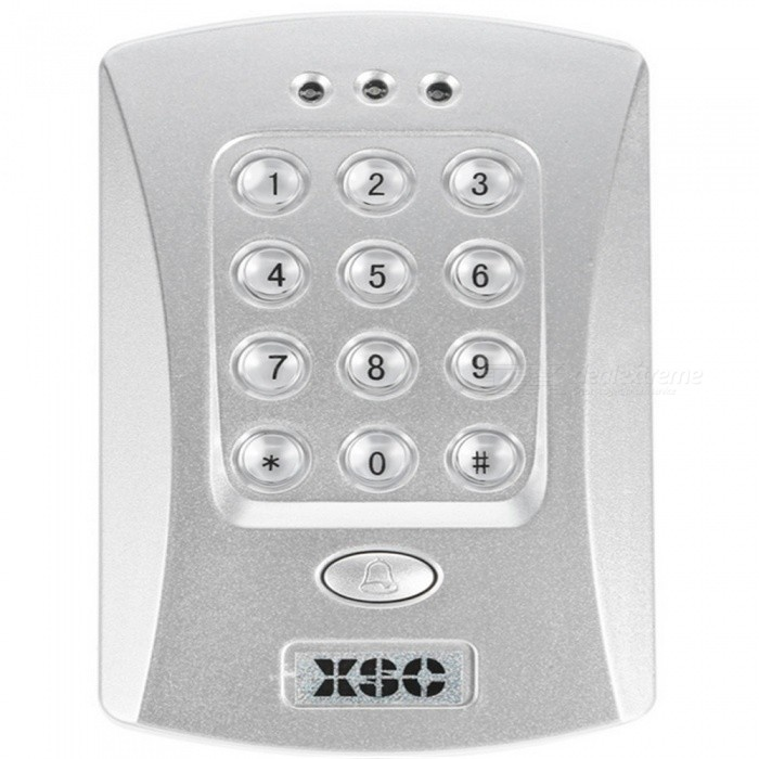 XSC ABS ID Intelligent Door Access Control System - Silver