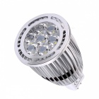 ywxlight 10pcs MR16 7W SMD 3030 LED projecteurs cool blanc AC / DC 12V