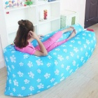 Outdoor Camping Beach Inflatable Bed Sofa Bed Lazy Inflatable Chair