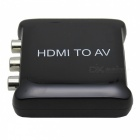 HDMI Digital Signal to AV / CVBS Composite Video Signal Converter
