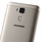 "DOOGEE Y6C 5.5"" HD Android 6.0 4G Phone w/ 2GB RAM, 16GB ROM - Golden"