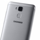 "DOOGEE Y6C 5.5"" HD Android 6.0 4G Phone w/ 2GB RAM, 16GB ROM - Silver"