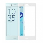 Mr.northjoe 3D Curved Tempered Glass for Sony Xperia X Compact