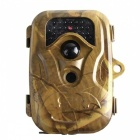 "T660 2.5"" CMOS HD Infrared Monitoring Hunting Camera w/ Remote Control"