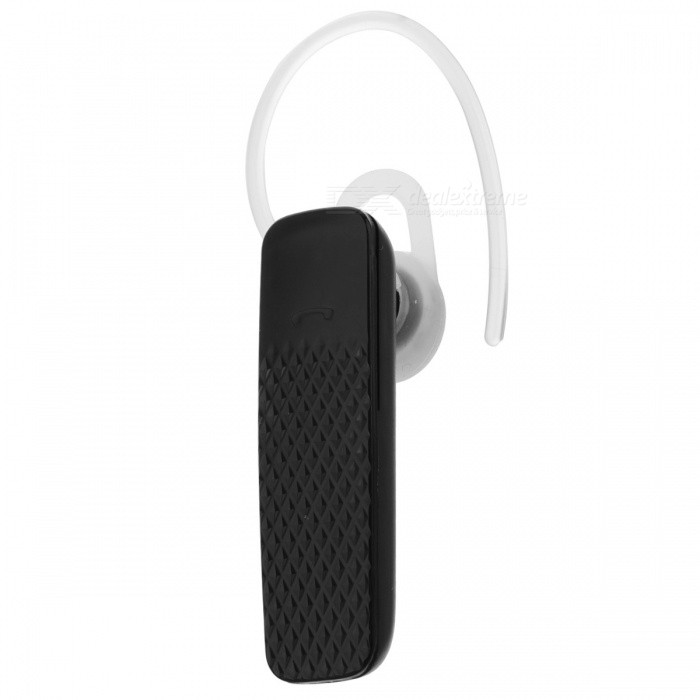 JEDX Mini Wireless Bluetooth V4.0 Stereo Headset - Schwarz