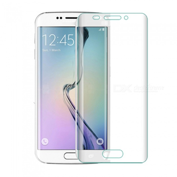 Mr.northjoe 3D Curved Edge Soft PET Film for Samsung Galaxy S6 Edge