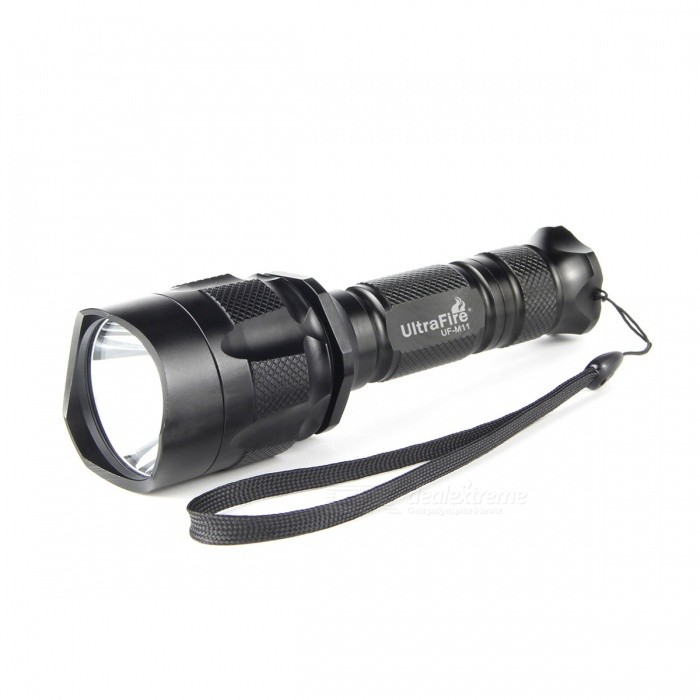 UItraFire UF-M11 Highlight XM-L2 Waterproof 1200LM 3-Mode ...
