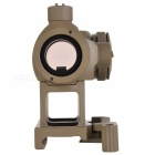 T-2 Heighten Quick Release Sight for Gun P5, M92 - Sand Yellow