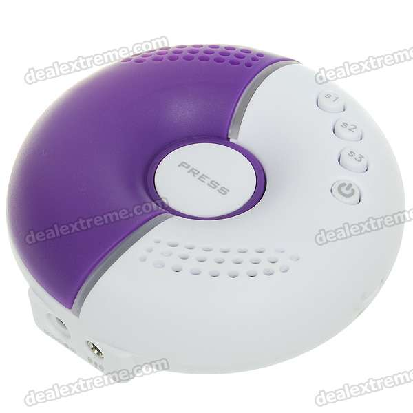 USB Aroma Diffuser with Natural Sound