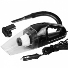 A1XCQ5 Portable Wet and Dry Vacuum Cleaner for Car - Black (DC 12V)