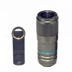 Universal 12X Manual Focus Telescope Clip-on Camera Lens w/ Clip