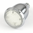 8010-A5 A Grade ABS Chrome Finish 7-Color Changing LED Shower Head