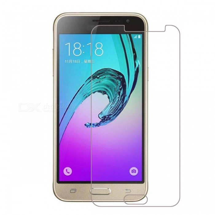 Mr.northjoe 0.3mm Tempered Glass Film for Samsung Galaxy J3 (2016)