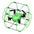 HelicMAX 1336 2.4GHz 4CH RC Quadcopter Flying Ball - Green