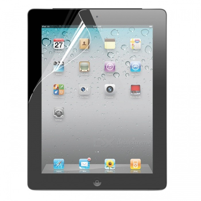 ENKAY HD Clear PET Screen Protector for iPad 2 / 3 / 4 - Transparent