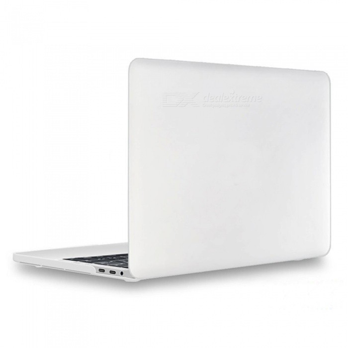 Hat-Prince Slim Matte Case for MacBook Pro 13.3 Inch 2016 - White