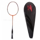 SOTX Outdoor Badminton Training Racket for Man Women - Orange