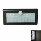 Ismartdigi C38LED 4W Wall Light Solar Lamp Sensor Light - Black