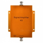 4G LTE 2600MHz LCD Cell Phone Signal Repeater/ Amplifier - Golden