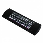 Ourspop MX3 Backlit 2.4G Air Mouse w/ Mini Wireless Keyboard