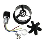 64mm Duct Fan + 4800KV Brushless Motor