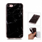 Marbling Style Protective Soft TPU Back Case for IPONE 7 4.7 Inch