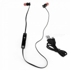 LE-211 In-Ear Stereo Bluetooth V4.1 Sport Headset - Black