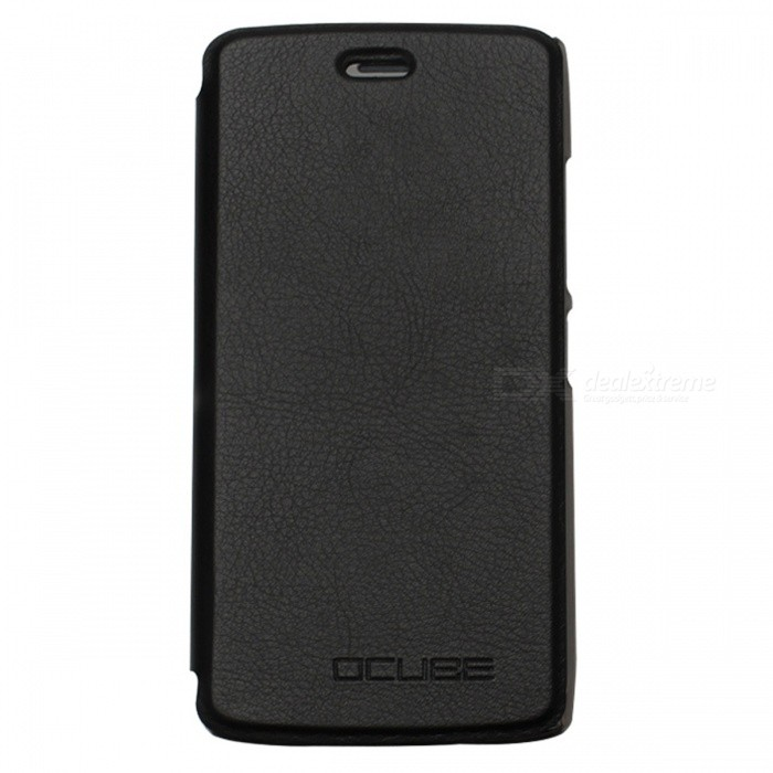 OCUBE PU Leather Flip-open Case for Bluboo Mini Mobile Phone