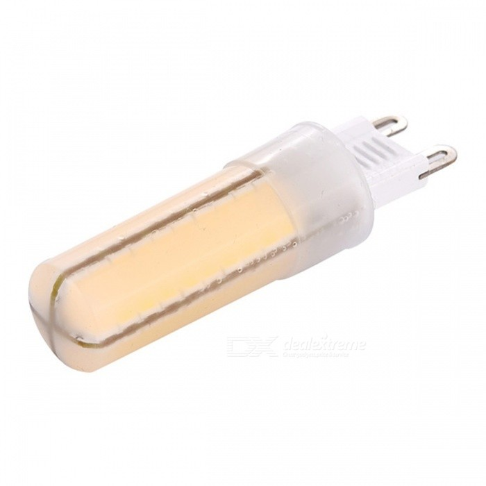 YWXLight G9 5W 80-5730SMD LED Dimmable Warm White Light Bi-Pin Lamp