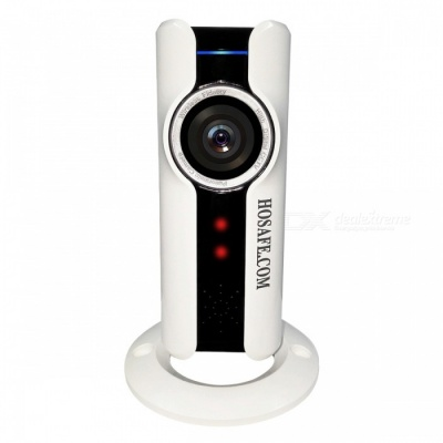 HOSAFE 720P Wi-Fi 180 Degree Fisheye Panoromic VR IP Camera (EU Plug)