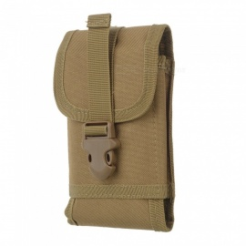 Multi-functional Nylon Cell Phone Pouch Pocket - Army Green