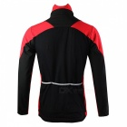 Arsuxeo Windproof Warm Up Men's Bicycle Clothing Coat Jacket (XL)