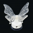 Cute Puppy Shaped Multi-Color LED Desktop Display Toy (3*AG13)