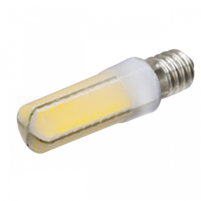 YWXLight E14 5W 80-5730SMD LED Warm White Light Dimmable Bi-Pin Lamp