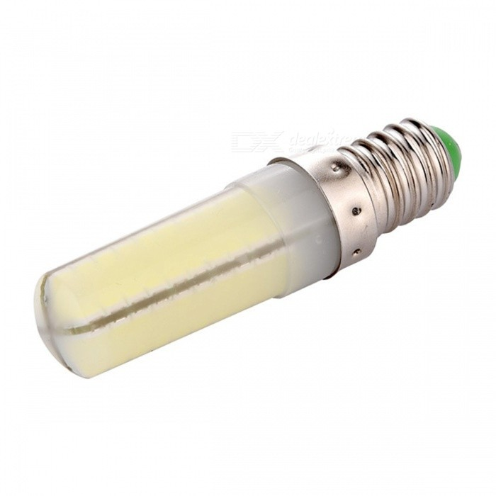 YWXLight E14 5W 80-5730SMD LED Cold White Light Dimmable Bi-Pin Lamp