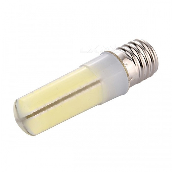 YWXLight Dimmable E17 5W 80 SMD 5730 LED Bi-Pin Light Cold White