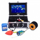 15m Underwater Fish Finder HD 1200TVL Camera for Ice/Sea/River Fishing
