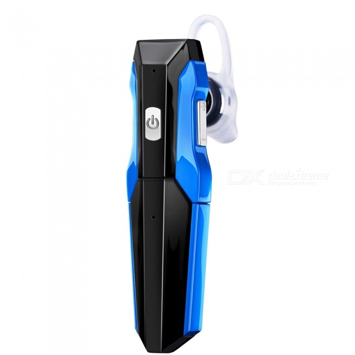 LE ZHONG DA Transformers Style New Bluetooth Headset - Black + Blue