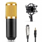 Professional Studio Broadcasting Recording Condenser Microphone Kit