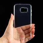 ASLING TPU Ultrathin Soft Back Case for Samsung S7 - Transparent