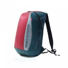 Hasky Multifunctional Outdoor Ultra-light Folding Camping Bag - Red