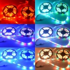 72W RGB 300-5050SMD LED Light Strip + 44 Keys Controller (12V / 2x5m)