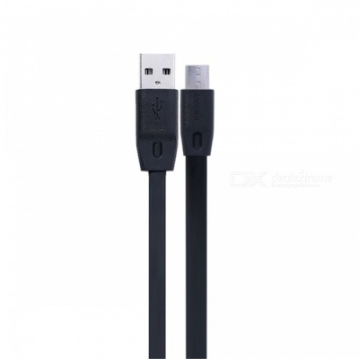Remax 2.1A Quick Charge General Micro USB Cable 200cm - Black