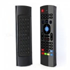 MX3 2.4GHz Double Keyboard Wireless Air Mouse w/ IR Remote