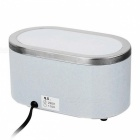 SS-968 Double Power Ultrasonic Cleaning Machine - Grey White