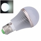 MIFXION 5W E27 SMD5730 Aluminum Cold White LED Sensor Bulb Light