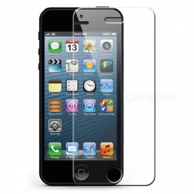 Dazzle Colour 0.26mm Tempered Glass Screen Protector Film for IPHONE 5