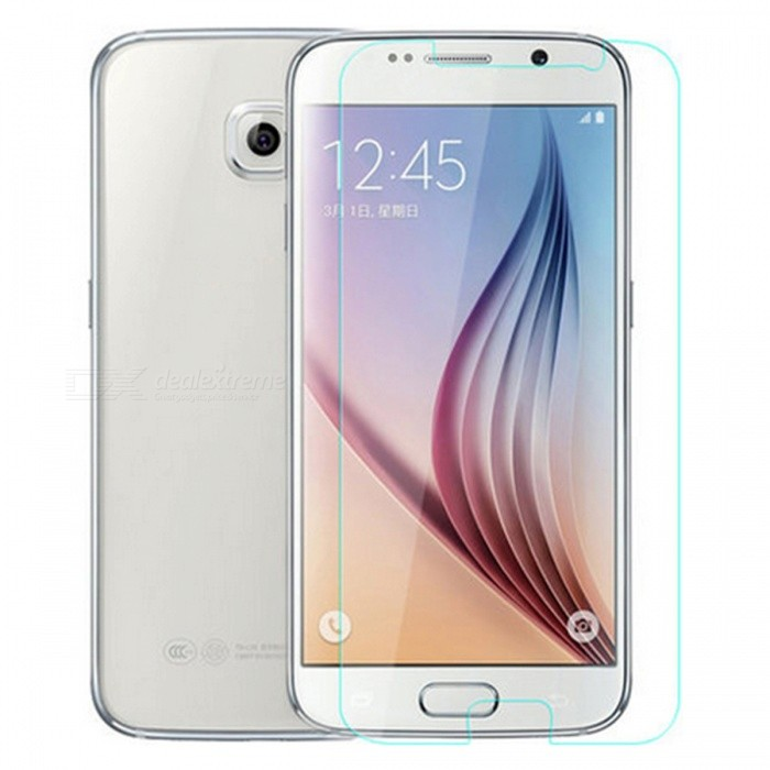 Dazzle Colour Tempered Glass Screen Protector for Samsung Galaxy S6