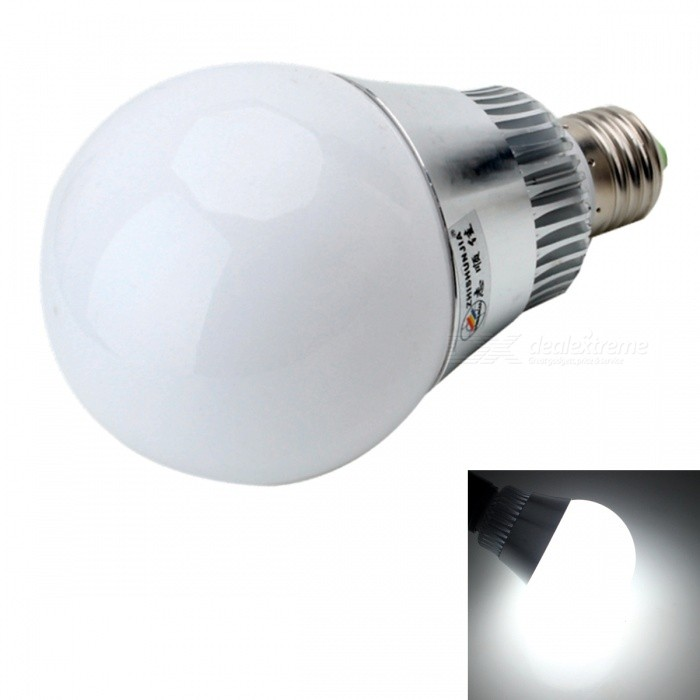 ZHISHUNJIA E27 7W 560lm 14-SMD 5630 LED Neutral White Light Lamp Bulb